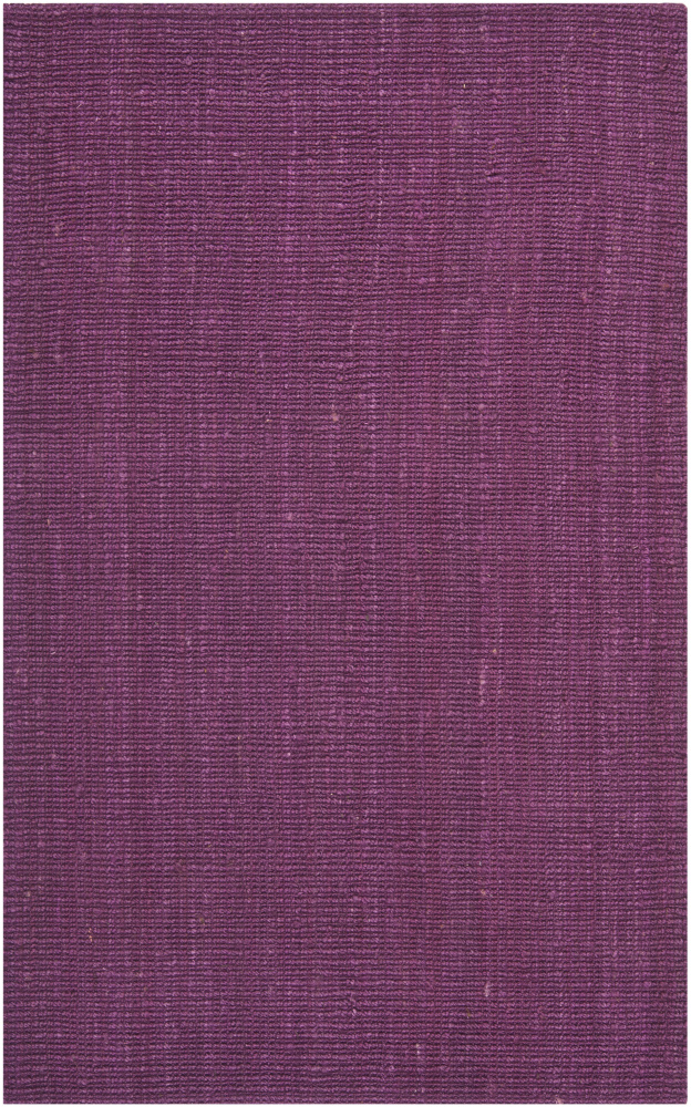 Safavieh Natural Fiber NF447B Purple Area Rug| Size| 3' X 5' - 80732x3
