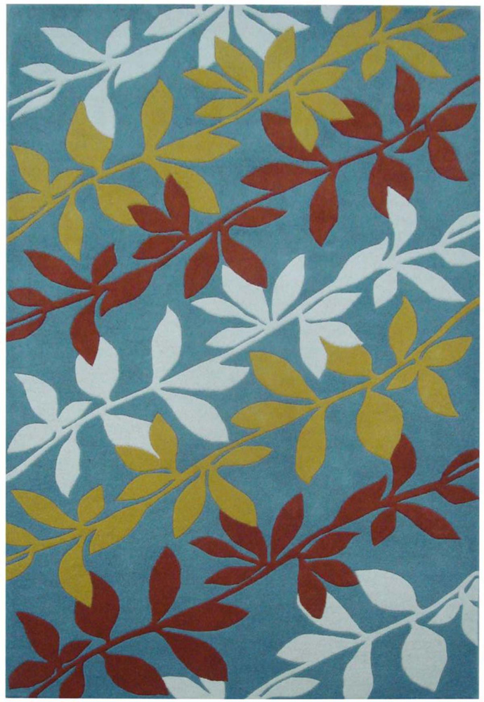 Safavieh Soho Soh764a Blue - Multi Area Rug Clearance| Size| 2' X 3' - 47228X1