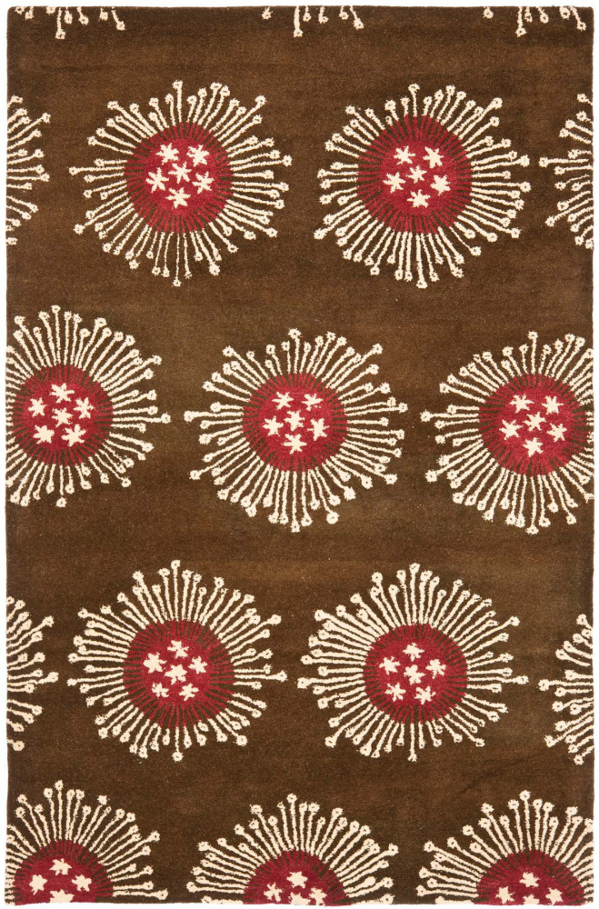 Safavieh Soho Soh852a Brown - Multi Area Rug Clearance| Size| 2'6''X8' Runner - 47310X4