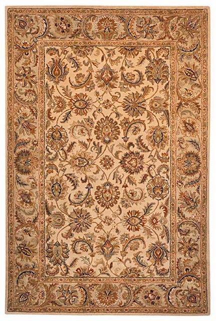 Safavieh Classic CL758A Ivory - Ivory Area Rug Clearance