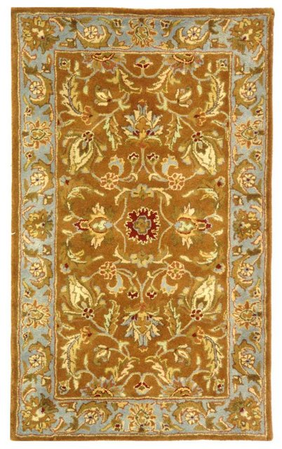 Safavieh Heritage HG812A Brown - Blue Area Rug Clearance