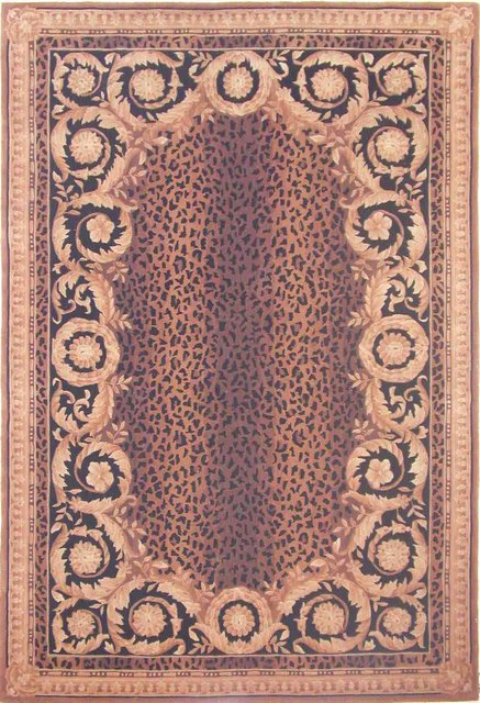 Safavieh Naples NA712A Black - Gold Area Rug - 46910