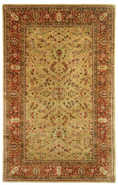 Safavieh Persian Legend PL511A Gold - Rust Area Rug