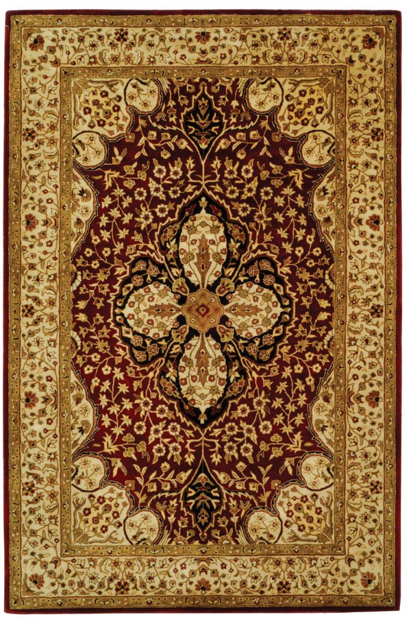 Safavieh Persian Legend PL522A Red - Beige Area Rug - 47003