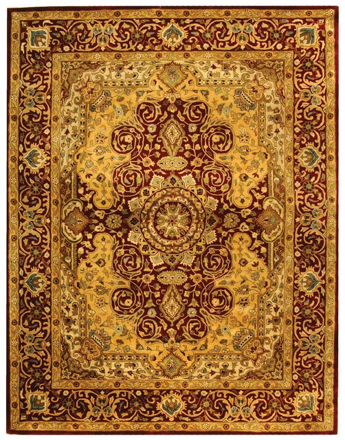 Safavieh Persian Legend PL525A Burgundy Area Rug