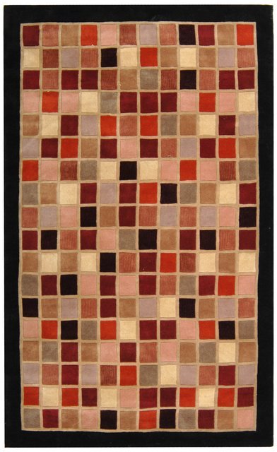 Safavieh Rodeo Drive RD629A Rust - Maroon Area Rug Clearance - 50221