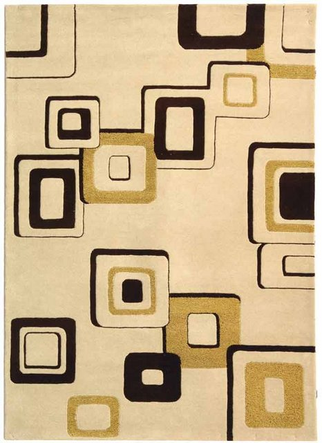 Safavieh Soho Soh711a Beige - Brown Area Rug Clearance| Size| 6' X 6' Round - 50319X6