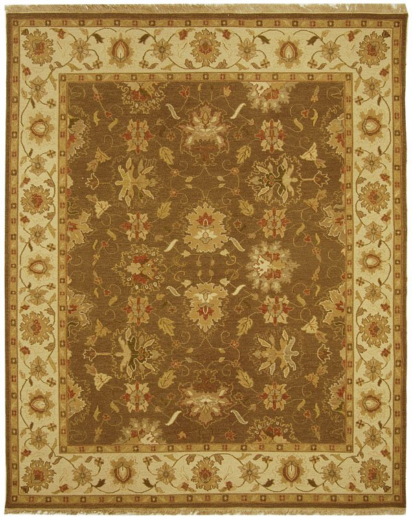 Safavieh Sumak SUM418A Brown - Ivory Area Rug - 47343