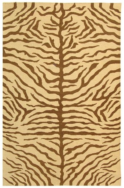 Safavieh Sumak SUM540B Ivory - Brown Area Rug
