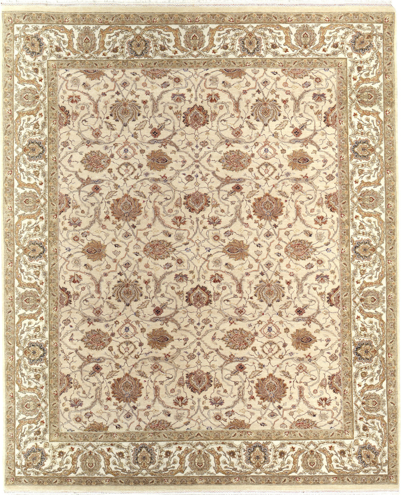 Samad Cote DAzur Beau Rivage Beige-Ivory Area Rug Clearance| Size| 2' 6'' X 8' Runner - 64328x13