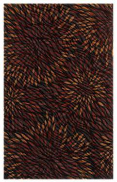 Shaw Centre Street Fling Black 00500 Area Rug Last Chance - 28051