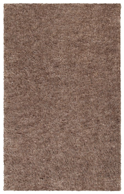 Shaw Watercolors Shag Chestnut Area Rug Last Chance| Size| Returnable Sample Swatch - 51578x5
