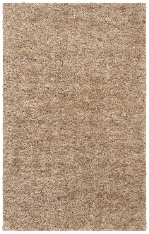 Shaw Watercolors Shag Sand Area Rug Last Chance| Size| Returnable Sample Swatch - 51576x5