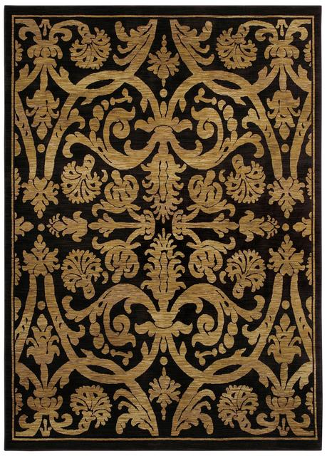 Shaw Stonegate Istana Black - 21500 Area Rug Last Chance - 32895