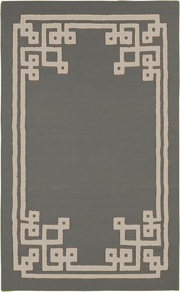 Surya Alameda AMD-1019 Dove Gray Area Rug Clearance| Size| 6'' Returnable Sample Swatch - 87912x6