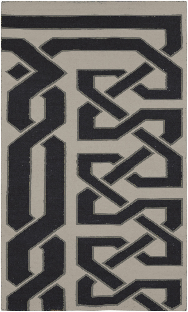 Surya Alameda AMD-1041 White Sand Area Rug Clearance| Size| 6'' Returnable Sample Swatch - 87929x6