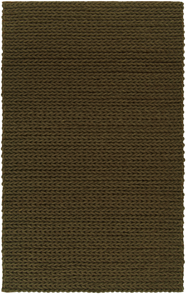 Surya Anchorage ANC-1005 Olive Area Rug Clearance| Size| 2' x 3' - 106098x1