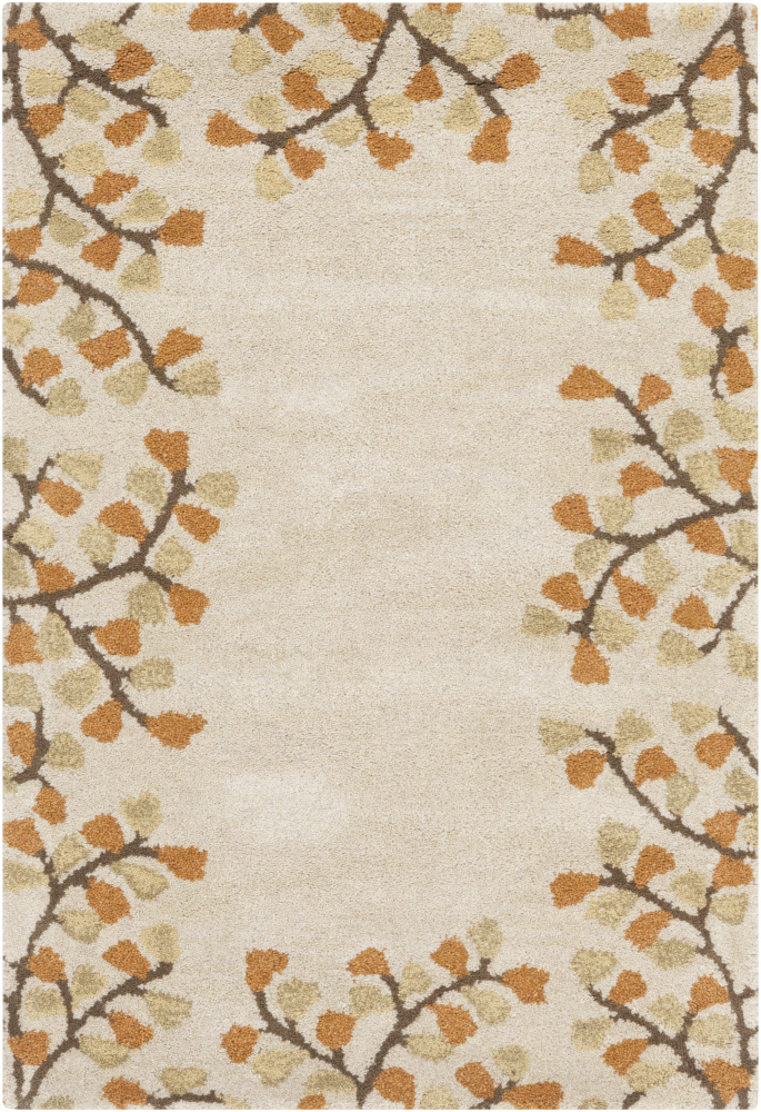 Surya Athena ATH-5118 Ivory Area Rug| Size| 2'6''x8' Runner - 106107x3