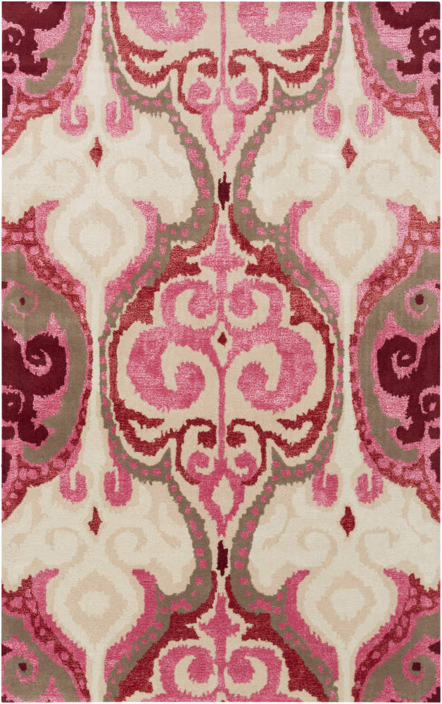 Surya Banshee BAN-3349 Area Rug Clearance| Size| 18'' Returnable Sample Swatch - 106164x6