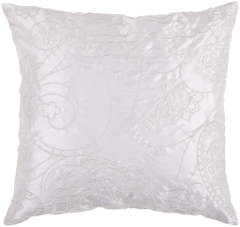Surya Pillows BCO-500 Gray-Moss Clearance| Size| 18'' x 18'' Polyester Filled - 62381x2
