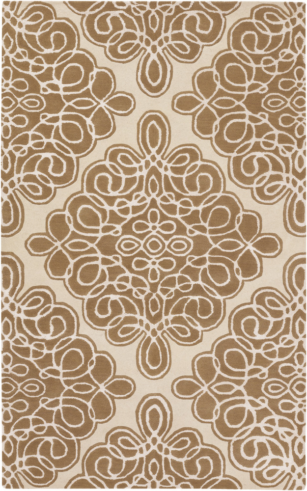 Surya Modern Classics CAN-1964 Area Rug Clearance| Size| 18'' Returnable Sample Swatch - 34225x1