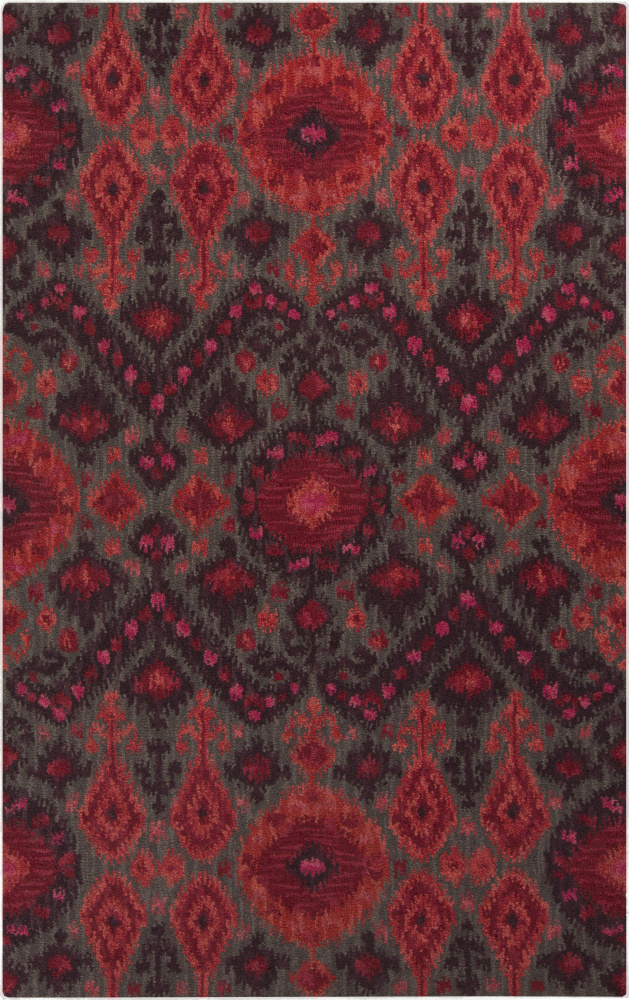 Surya Centennial CNT-1095 Charcoal Area Rug| Size| 2' x 3' - 106282x1