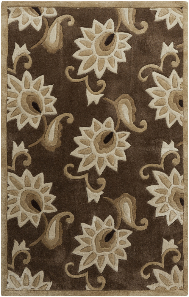 Surya Cosmopolitan COS-9096 Putty Area Rug Clearance| Size| 9' x 13' - 88078x8