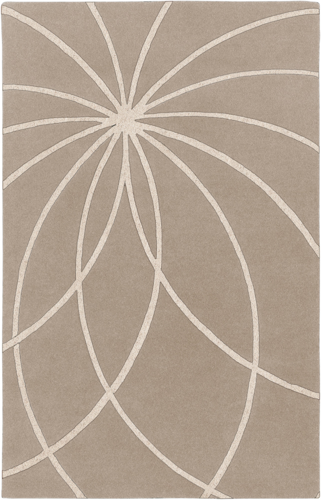 Surya Forum Fm-7185 Safari Tan Area Rug| Size| 18'' Returnable Sample Swatch - 73202x3