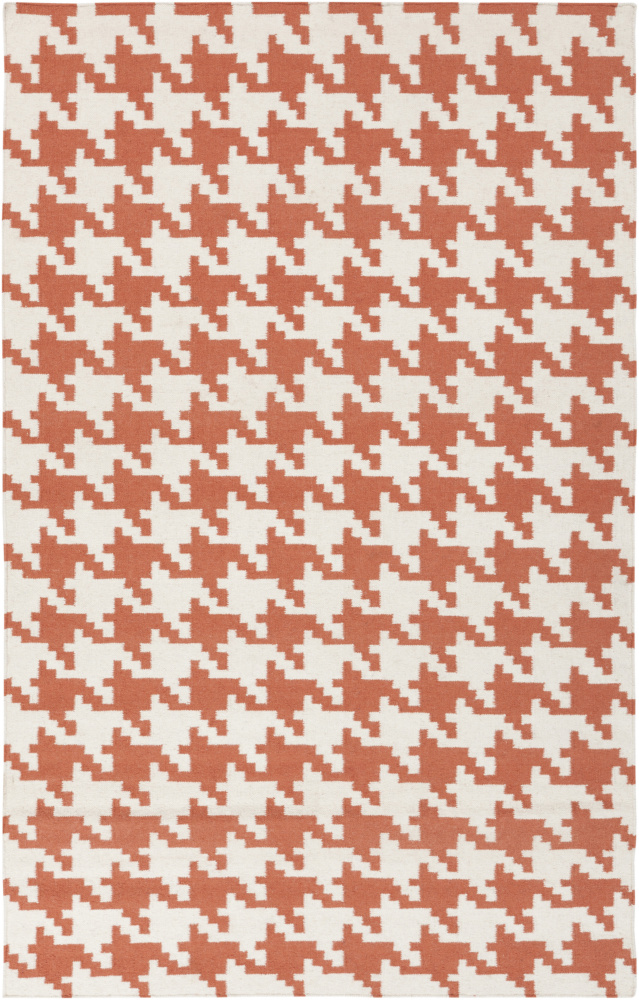 Surya Frontier Ft-108 Paprika Area Rug Clearance| Size| 6'' Returnable Sample Swatch - 61464x8