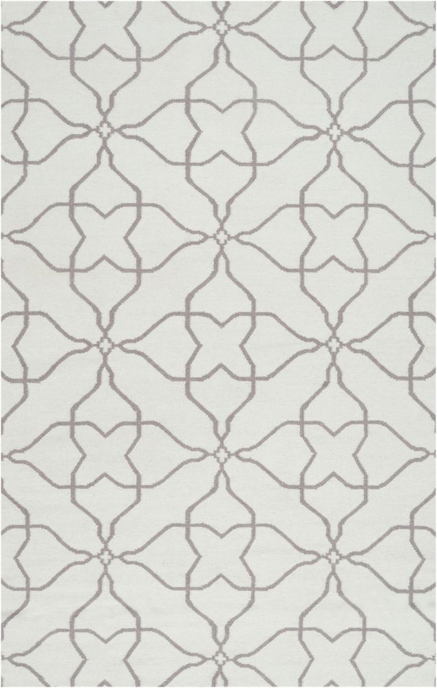 Surya Frontier Ft-233 Dark Lavender Gray Area Rug Clearance| Size| 2'6''x8' Runner - 73241x2
