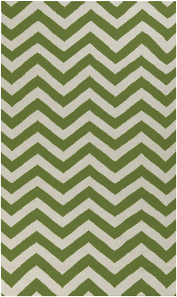 Surya Frontier FT-458 Peridot Area Rug Clearance| Size| 3'6'' x 5'6'' - 88371x4