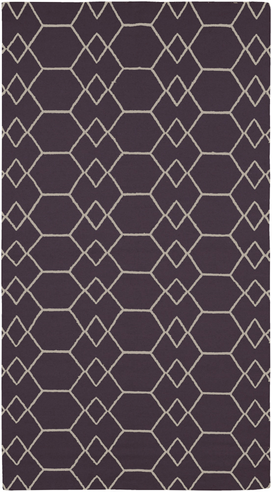 Surya Frontier FT-460 Mulled Wine Area Rug Clearance| Size| 8' x 11' - 88373x6