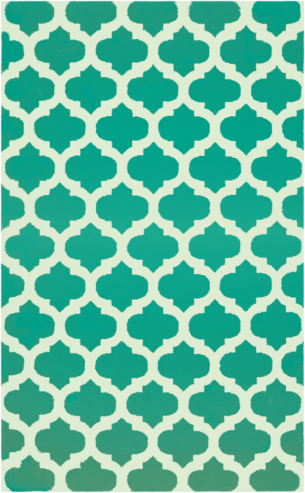Surya Frontier FT-477 Jade Area Rug Clearance| Size| 2' x 3' - 88390x2