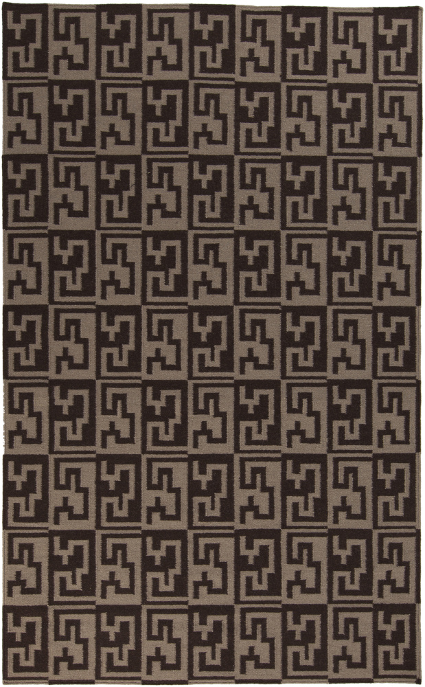 Surya Frontier FT-511 Dark Brown Area Rug Clearance| Size| 2' x 3' - 88423x2