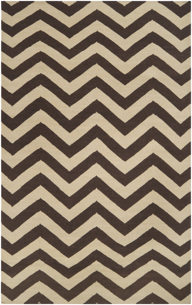 Surya Frontier FT-99 Chocolate Area Rug Clearance| Size| 6'' Returnable Sample Swatch - 56690x8