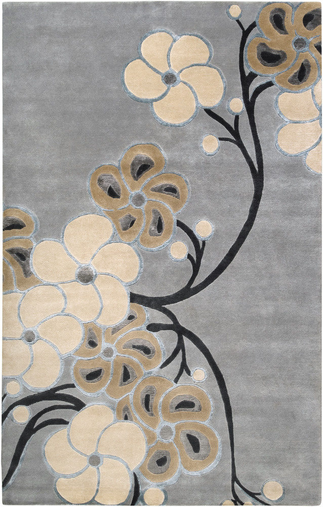 Surya Heritage HTG-1003 Area Rug Clearance| Size| 2' x 3' - 56760x1