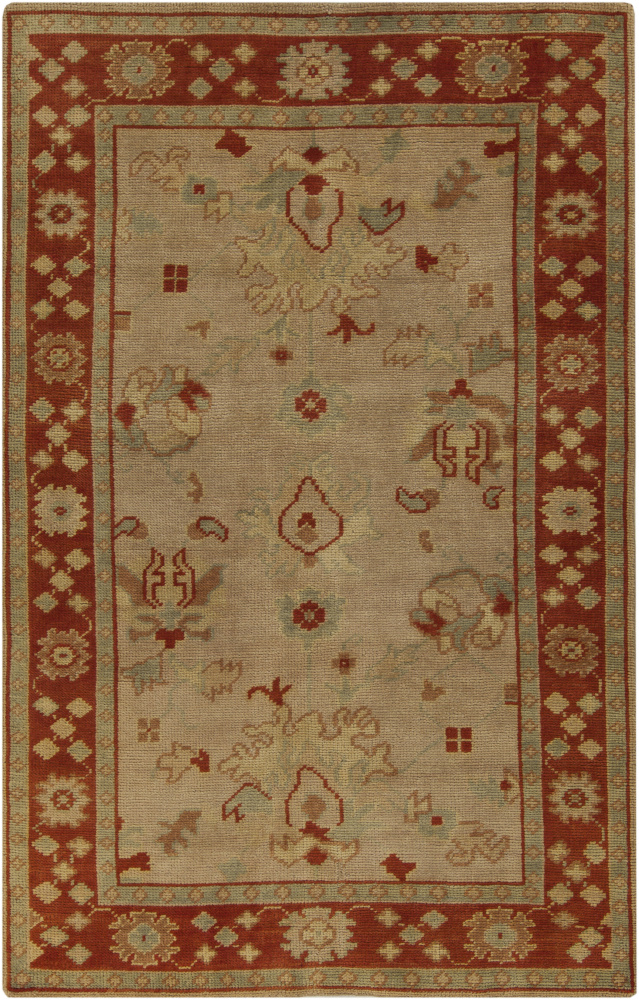 Surya Haven HVN-1212 Camel Area Rug Clearance| Size| 2' x 3' - 88501x2