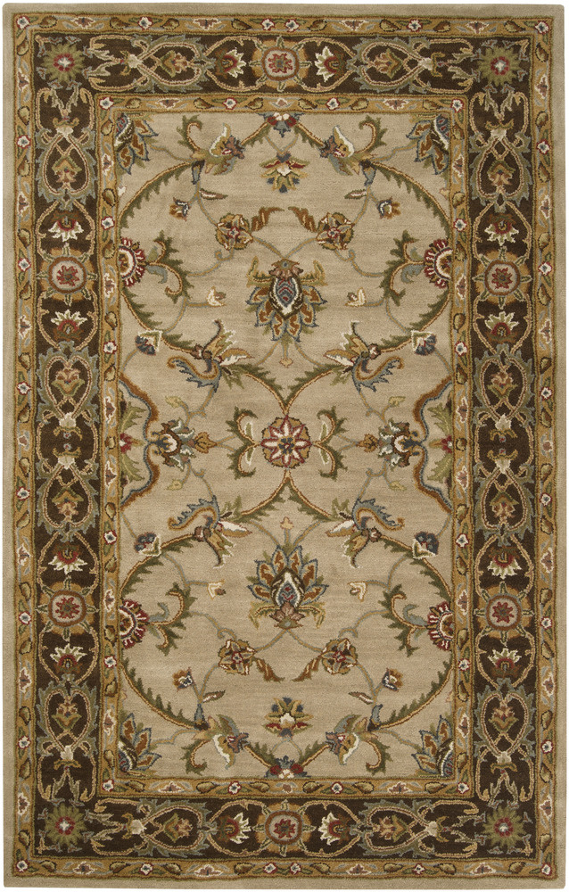 Surya Kensington KEN-1021 Area Rug| Size| 18'' Returnable Sample Swatch - 56802x5