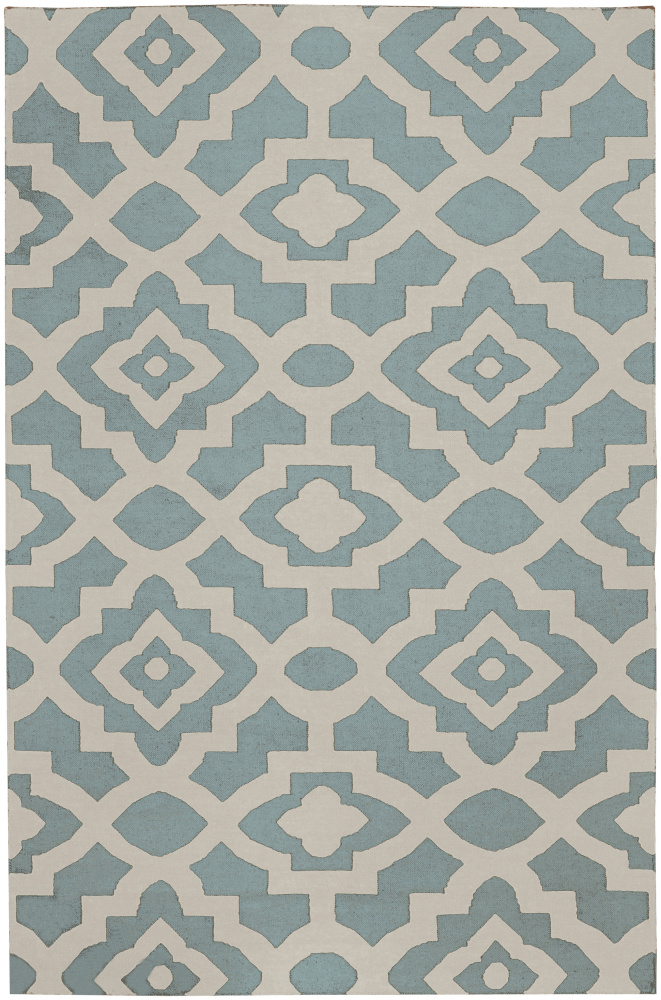Surya Market Place MKP-1019 Sea Blue Area Rug Clearance| Size| 2'6''x8' Runner - 88601x3