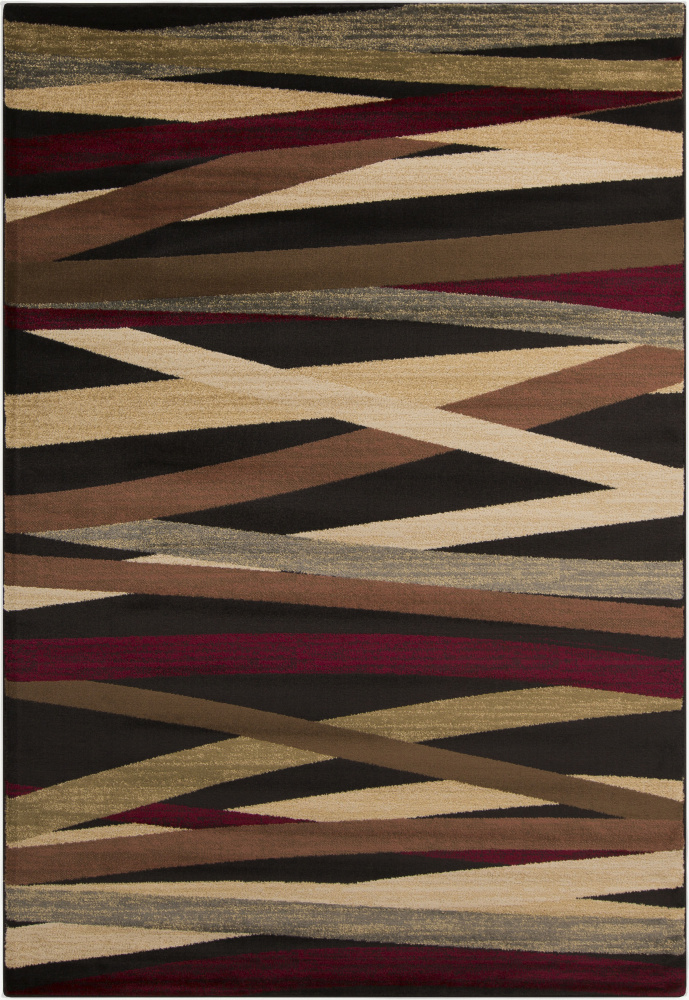 Surya Riley RLY-5057 Charcoal Area Rug| Size| 2'x7'5'' Runner - 106969x2