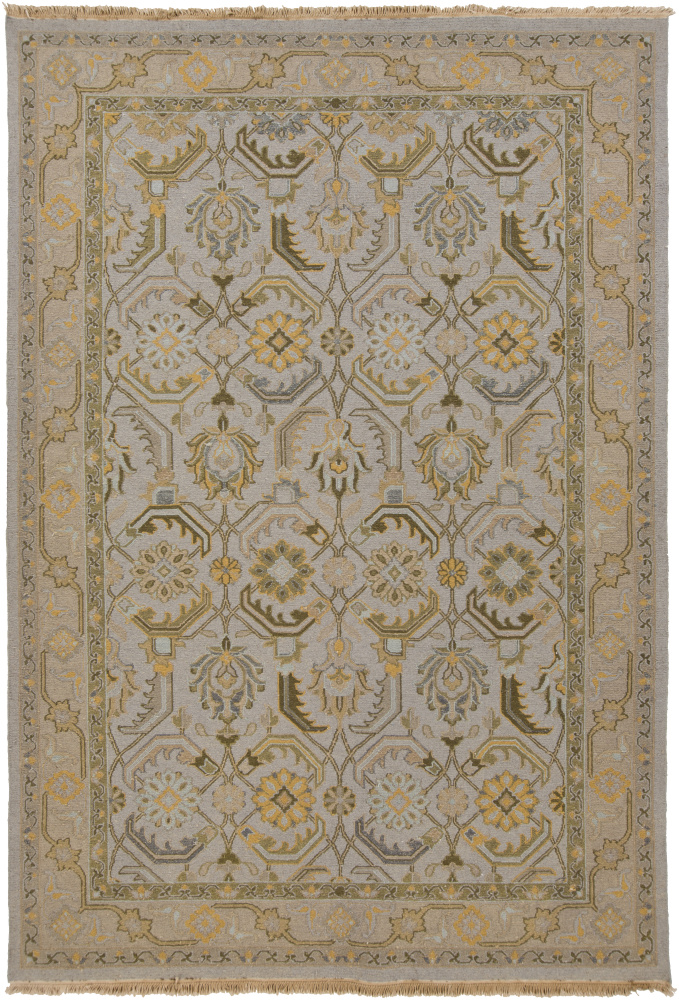Surya Sonoma SNM-9036 Beige - Blue - Green Area Rug Clearance| Size| 2' x 3' - 107030x1