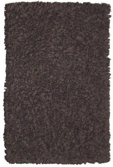 The Rug Market America Kids Shaggy Raggy Brown 02235 Brown Area Rug| Size| 4.7X7.7 - 52898X4