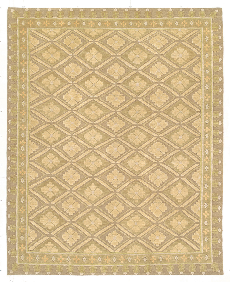 Ardour Carpets Hand Knotted 81486 Area Rug Clearance| Size| 3' X 5' - 81486x1