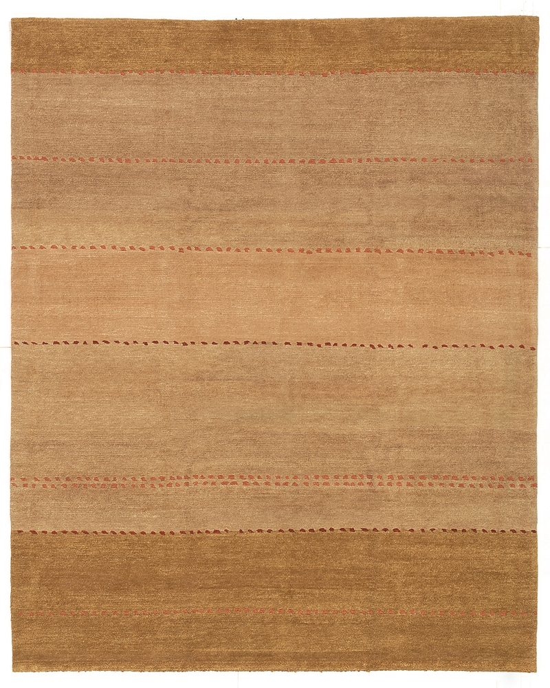 Tufenkian Lama Tapeats Canyon Gold Area Rug| Size| 2'9''X10' Runner - 81667x4
