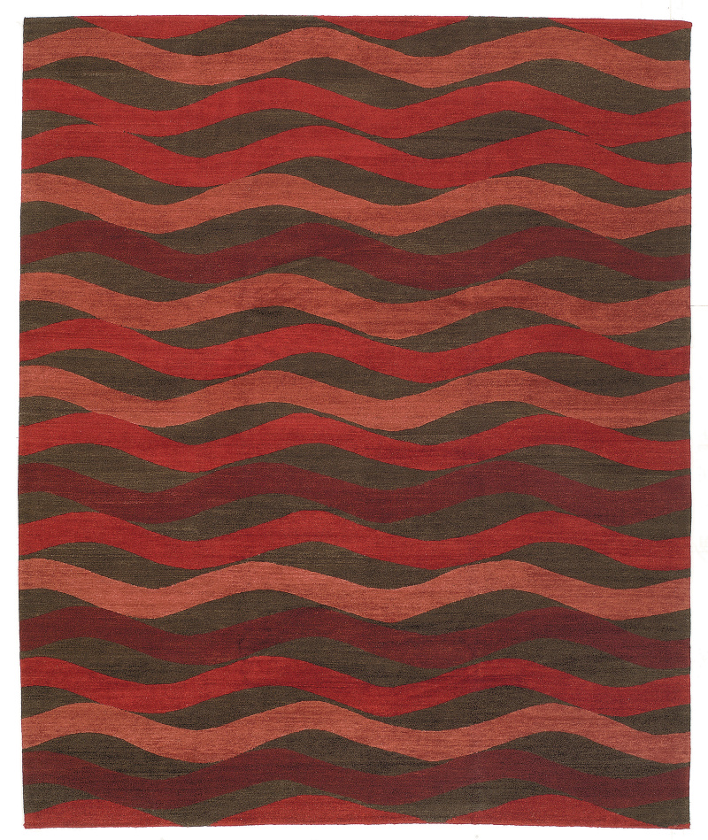 Ardour Carpets Hand Knotted 81745 Area Rug Clearance| Size| 3' X 5' - 81745x2