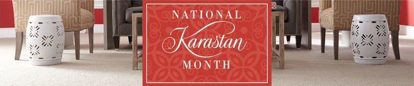 Karastan Rug Month Sale