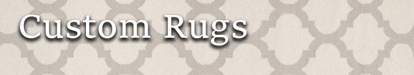 custom size rugs