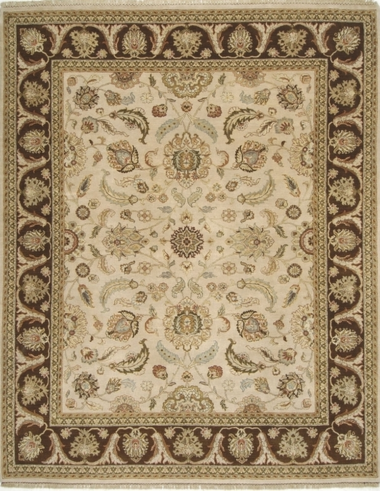 Rugstudio Famous Maker 39265 Dark Ivory Area Rug Last Chance
