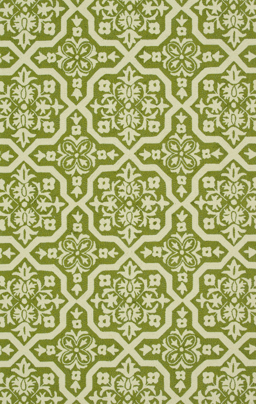 Loloi Venice Beach Vb-01 Peridot - Ivory Area Rug| Size| 18'' Returnable Sample Swatch - 92320x7
