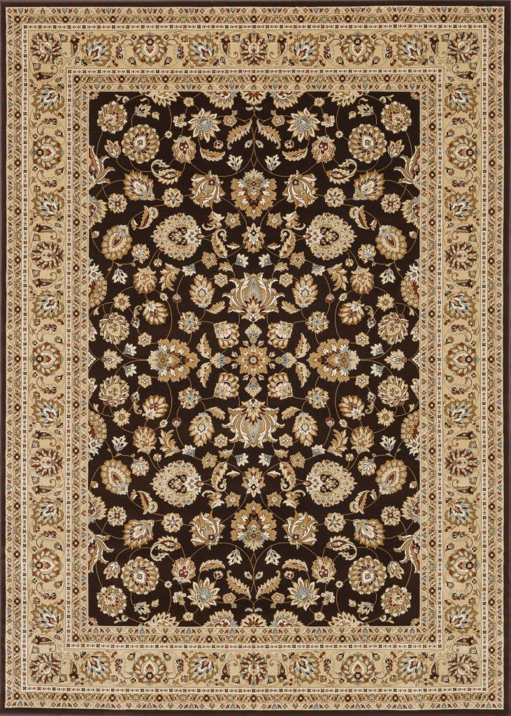 Loloi Welbourne WL-04 Coffee-Beige Area Rug| Size| Returnable Sample Swatch - 37931x10